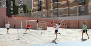 Pickleball in Spain