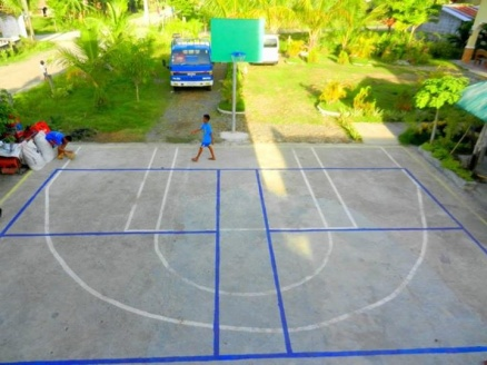 Philippines pickleball court