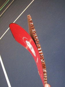 Pickleball paddle delamination... to the extreme