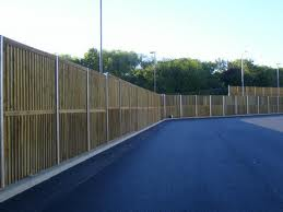 Acoustical Fencing is one solution to the pickleball noise issue