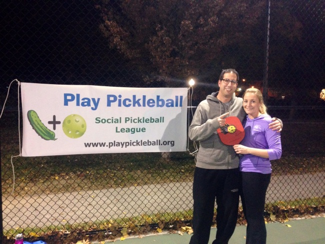 Social Pickleball League