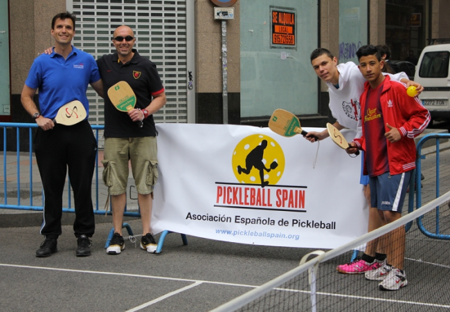 Pickleball Spain
