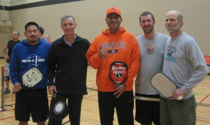 SeaTac Pickleball Tournament