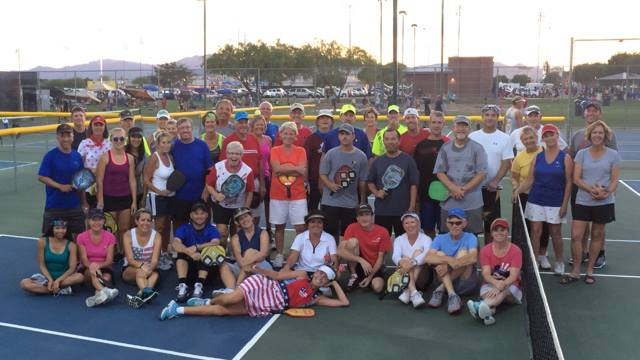 Surprise Pickleball Association Members