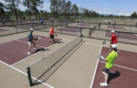 Bend Oregon Pickleball Courts