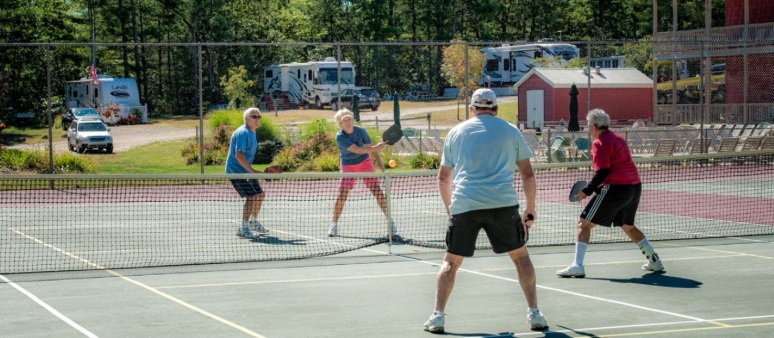The Bluffs Pickleball
