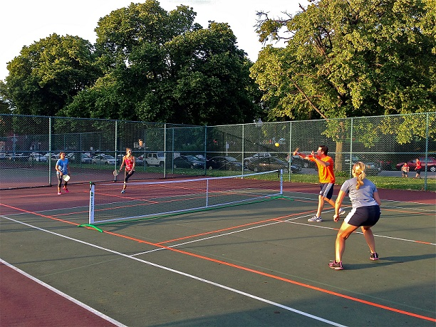 Maryland Pickleball for all