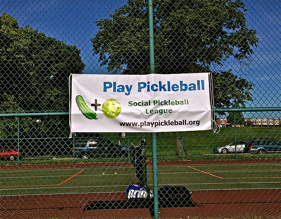 Social Pickleball League, Baltimore