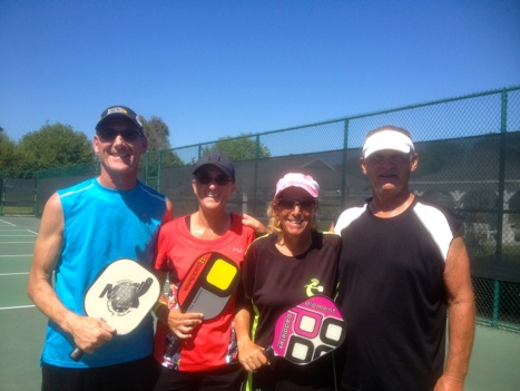 Villages Pickleball Players
