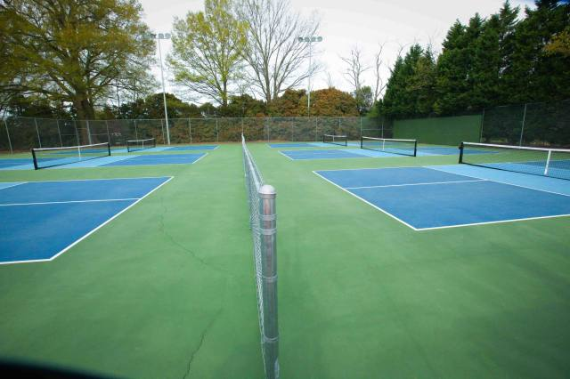 Method Road Park pickleball courts