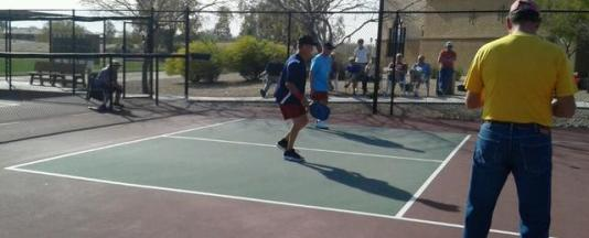 Mission Royale Pickleball Courts