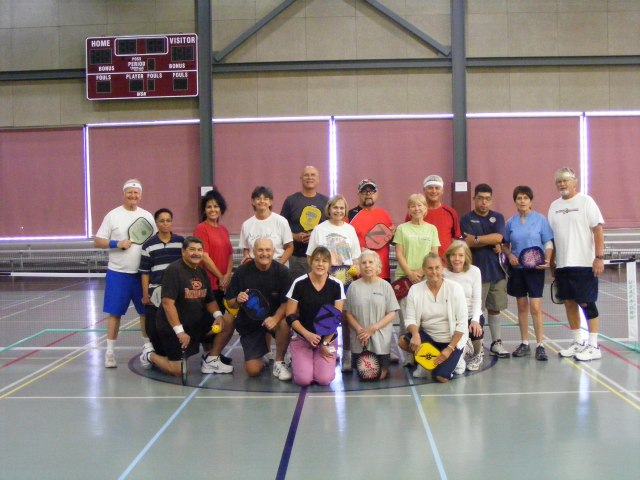 Ray's Pickleball Training Class