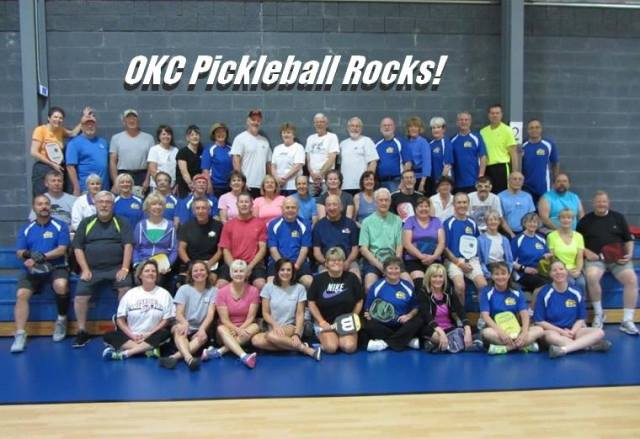 OKC Pickleball Rocks
