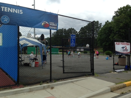 World Police and Fire Games - Intro to Pickleball