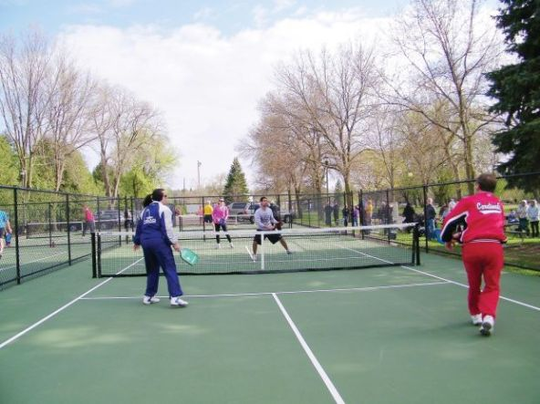 Owatonna pickleball courts