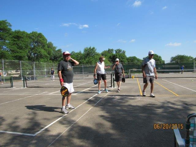 Prairie Lane, Nebraska Pickleball Court