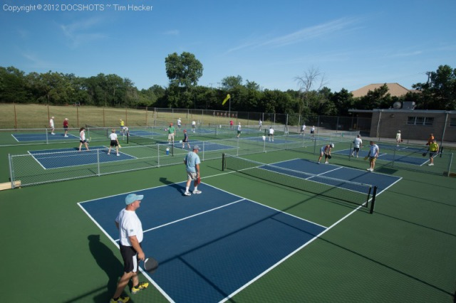 Toledo Pickleball Courts