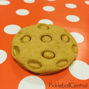 Pickleball Ball Cookie