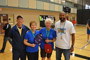 Houston Tourney Holiday Pickleball Classic