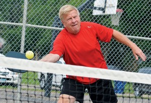meet peterson singles Photos by jeremy mayo/river news lakeland's tony holmes (pictured) and jack garcia won the great northern conference meet at no 1 doubles on friday, may 18, at.