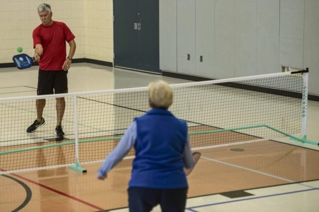 Ross Community Center pickleball