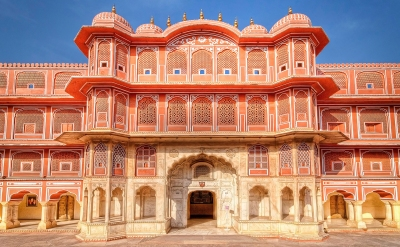 "The ""Pink City"" of Jaipur"