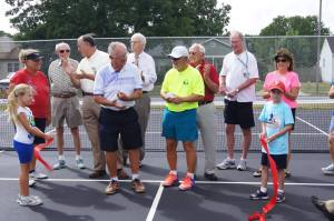 Bill Giannetti at Delilah Oaks Court Dedication