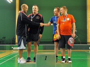 David K Conover Pickleball Ukraine