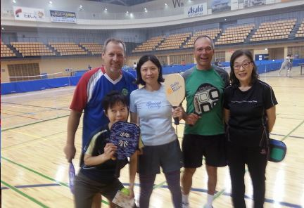 Japan Pickleball Group