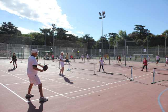 Pickleball Spain Courts