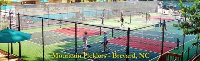 Mountain Picklers courts