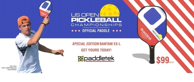U S Open Pickleball Paddle