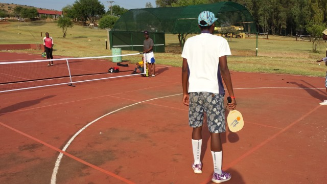 Pickleball in Magaliesburg