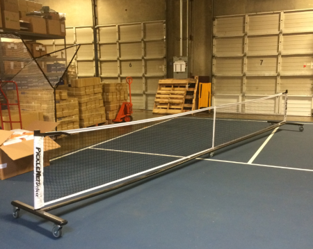 Warehouse Pickleball Court