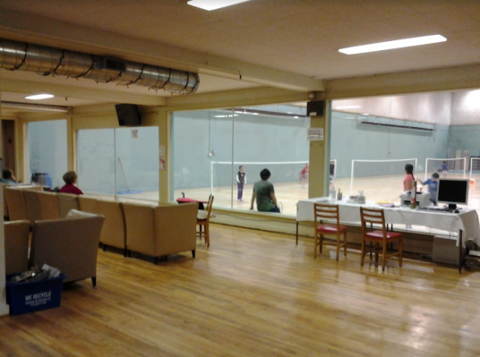 KW Pickleball Interior