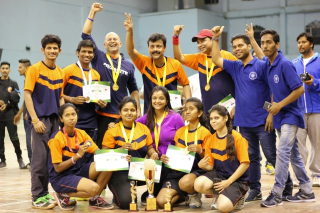 Maharashtra at Jaipur National Tournament