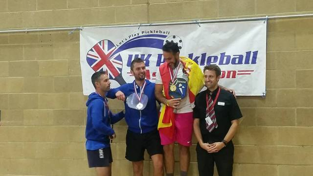 UKPA International Tournament 2016