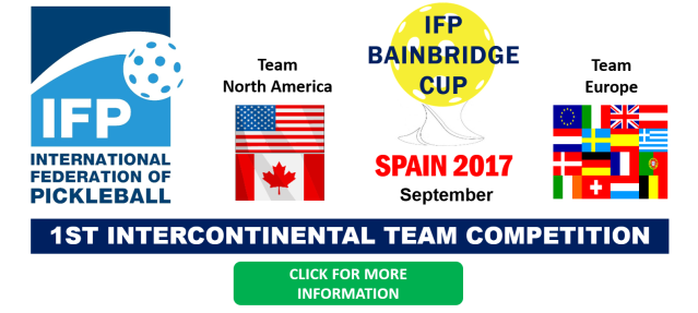 IFP Bainbridge Cup Logo - 2017 Spain