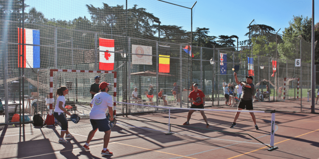 International Pickleball Tournament - Spain 2016