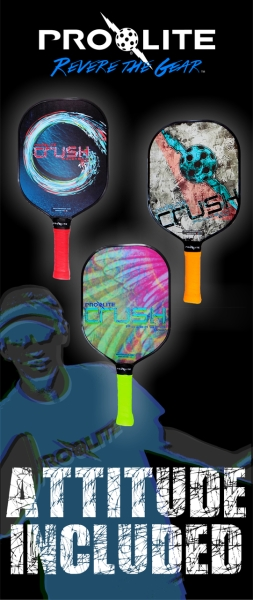 Crush PowerSpin Paddles