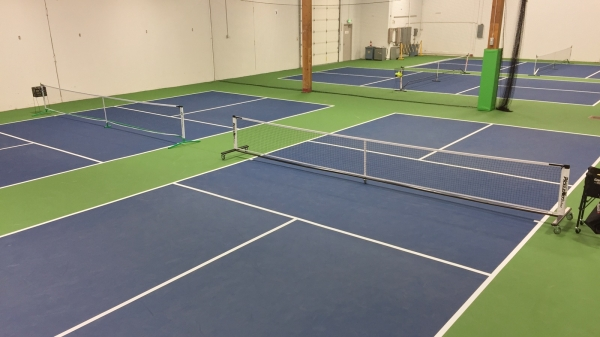 Pickleball Station Courts