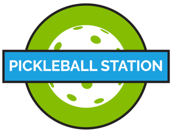 Pickleball Station Logo