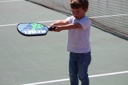 It's all about the future of pickleball.