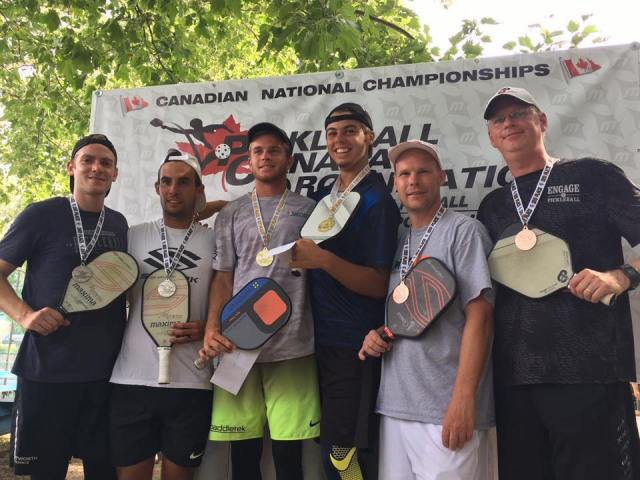 2017 Canadian Nationals Men's Doubles Open: Bronze, Tim MacVinnie/Marco Jankowiak