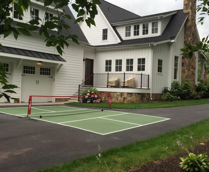 Marvelous Randy Futty Home Court