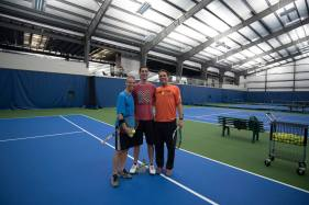 Pearson Automotive Tennis Club's Grand Opening on March 4, 2017