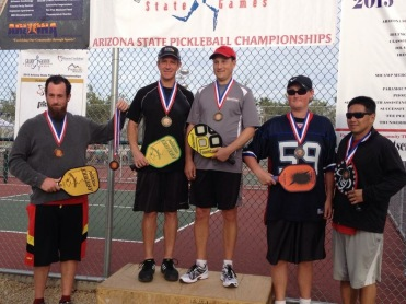 2015 Grand Canyon State Games with Brian Ashworth, Justin Rodgers, Dave Weinbach, Aspen Kern, Steve Wong