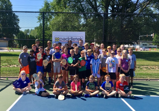 2017 Youth Clinic on Bettendorf Middle School campus