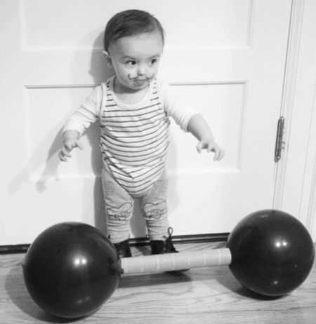 Mini Weight Lifter