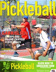 Subscribe to Pickleball Magazine